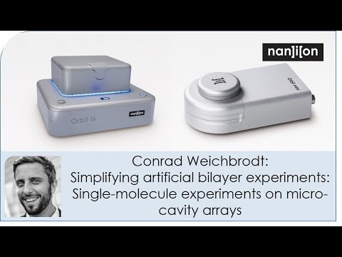 Conrad Weichbrodt explains lipid bilayer experiments