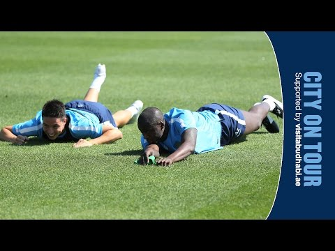 Video: YAYA TOURE ON NEW SEASON | CityTV Exclusive
