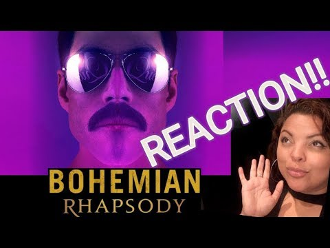 Bohemian Rhapsody | Trailer Teaser Reaction | Rami Malek