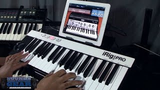 Video Review: KORG Module Mobile Sound Module iOS App for iPad - SoundsAndGear.com MP3, 3GP, MP4, WEBM, AVI, FLV Juni 2018