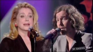 Video Catherine Deneuve & Julien Doré - Love MP3, 3GP, MP4, WEBM, AVI, FLV Mei 2017