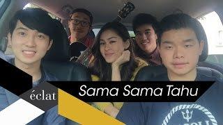 Video HIVI - Sama Sama Tahu (eclat cover) #roadtripwitheclat MP3, 3GP, MP4, WEBM, AVI, FLV Agustus 2018