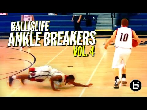 Ballislife Ankle Breakers Vol. 4!! CRAZY Ankle Breakers & Crossovers!!! IT'S BACK! (видео)