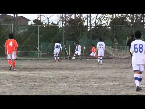 20140223 エスペランサ vs 桂台中学校(横浜市長旗杯・栄区予選)