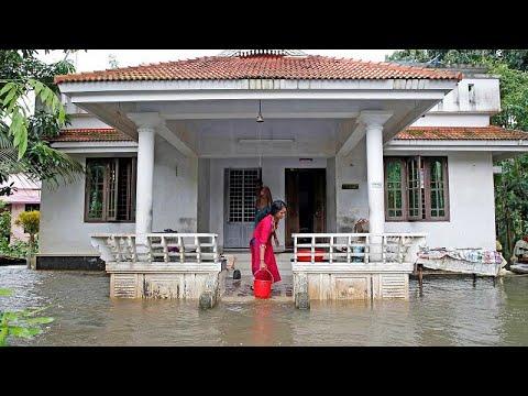 Indien: 150 Tote nach schweren Monsununwettern im Süde ...