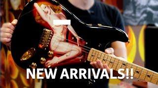 Playboy Custom Shop Fender Stratocaster!  New Arrivals! #3  TFOA