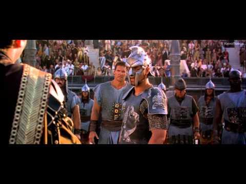 Гладиатор / Gladiator 2000 - русский трейлер (видео)