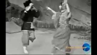 آهنگ و رقص زیبا ترکی تلویزیون زمان شاه