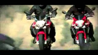 8. 2010 Aprilia Shiver 750 official video