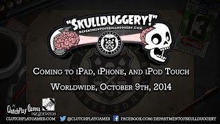 Skullduggery! Trailer