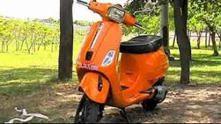 8. Review of the new Vespa S