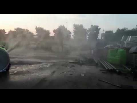 ECO MUSTANG - Atomizzatori Trainati Omologato su Strada