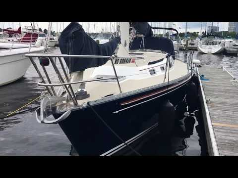 Freedom Yachts 38video