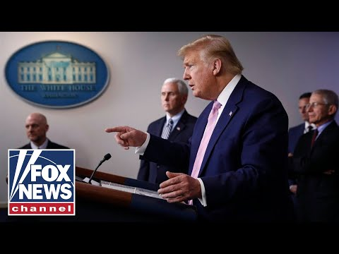 Trump speaks at Coronavirus Task Force briefing   7/21/20