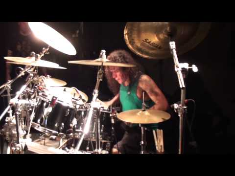 Terrorizer - State of Mind + Drum Outro LIVE Holland 2014