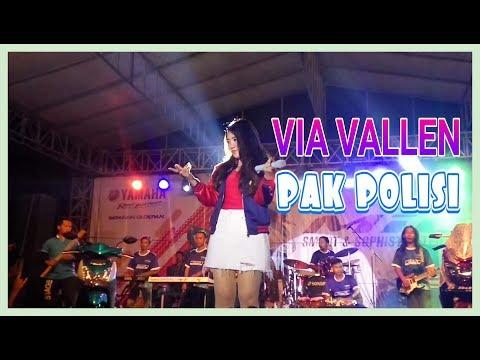 Video VIA VALLEN - PAK POLISI - Single Terbaru 2018 download in MP3, 3GP, MP4, WEBM, AVI, FLV January 2017