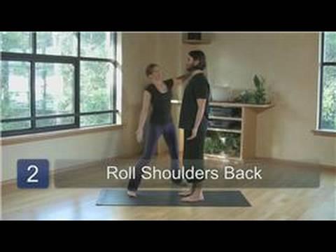 Yoga Basics : How to Fix Posture With Yoga