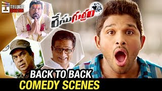 Video Race Gurram Telugu Movie | Back to Back Comedy Scenes | Allu Arjun | Shruti Haasan | Telugu Cinema MP3, 3GP, MP4, WEBM, AVI, FLV Agustus 2019