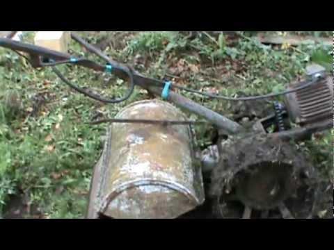 Чудо лопата 2 осень 2011г