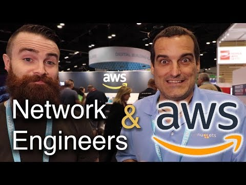 Network Engineers and AWS (Amazon Web Services) FEAT. Anthony Sequeira | CCNA | CCENT