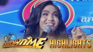 Video It's Showtime: Mitch Montecarlo Suansane impersonates Celine Dion MP3, 3GP, MP4, WEBM, AVI, FLV Januari 2019