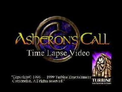 Asheron's Call PC Games Gameplay