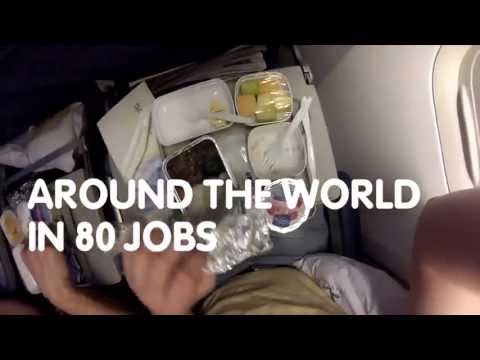 Travel Around the World in 80 Jobs – Adecco's Banned Video