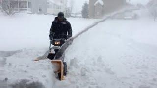 2. Cub Cadet 2X 524 SWE Snow Blower - Blizzard 2016