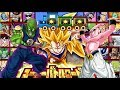 The Stun Train! Ext Int Team vs Super Teq Super Battle Road: DBZ Dokkan (JP)