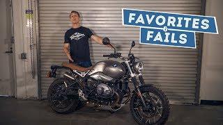 2. 2017 BMW R nineT Scrambler - Favorites & Fails