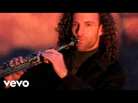 Kenny G - The Moment (Official Video)