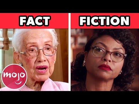 Top 10 Things Hidden Figures Got Factually Right & Wrong