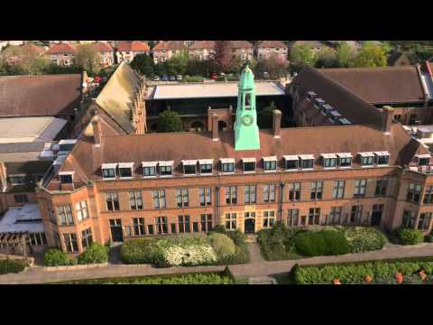 Liverpool Hope University Campus Tour