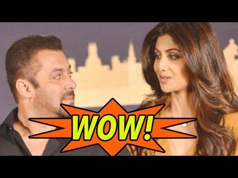 Salman Khan's Special Gift To Shilpa Shetty