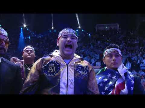 Anthony Joshua vs Andy Ruiz Jr. 2 Full Fight HD Rematch