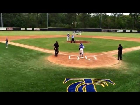 #TCCBaseball vs. NWF State: First pitch with TCC President Dr. Jim Murdaugh