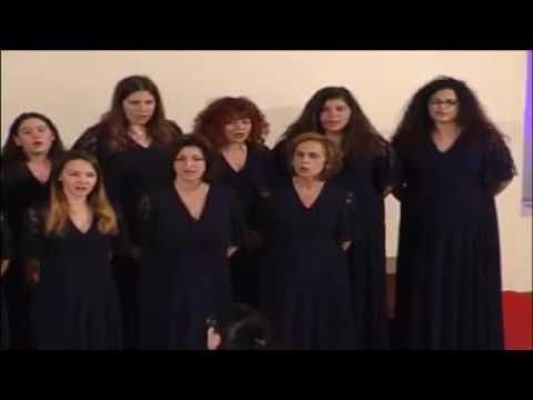 3ο Διεθνές Χορωδιακό Φεστιβάλ Ναυπλίου 19-11-2016 Γυναικεία Χορωδία Καλλιτεχνήματα
