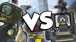 Video The History of WEIRD GUNS in Call of Duty... MP3, 3GP, MP4, WEBM, AVI, FLV Mei 2019