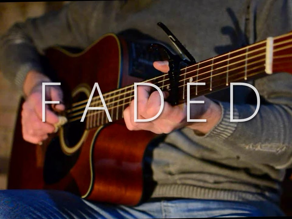 (Alan Walker) Faded – Fingerstyle Guitar Cover (with TABS)
