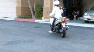 9. scooter for sale,  SYM HD 200.MOV
