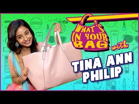 Tina Ann Philip aka Aastha Reveals What's In Her B