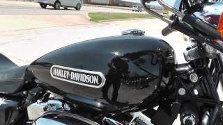 7. 444372 - 2006 Harley Davidson Sportster 1200 Low - Used Motorcycle For Sale