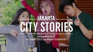 #YTFFCityStories : Jakarta | Ria Ricis, Ranz & Niana