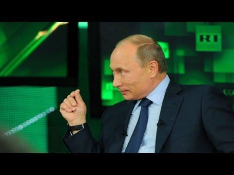 Интервью Владимира Путина телеканалу Russiа Тоdау (11.06.2013) - DomaVideo.Ru