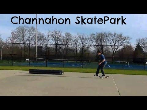 Channahon Skatepark