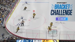 EA Sports NHL 20 Tournament Semifinals: Zach Aston-Reese & Erin Ambrose Go To The Wire by Sportsnet Canada