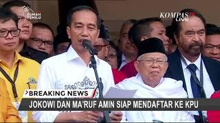Video Jokowi Kembali Ungkap Alasan Memilih Ma'ruf Amin MP3, 3GP, MP4, WEBM, AVI, FLV Agustus 2018