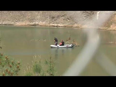 Κύπρος: Ανασύρθηκε βαλίτσα από την Κόκκινη Λίμνη
