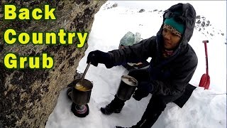 6. How to Cook Back Country Grub