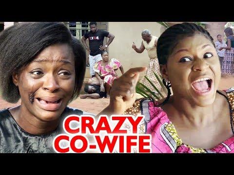 Crazy Co-Wife COMPLETE Season 5 & 6 - Destiny Etiko / Chacha Eke 2020 Latest Nigerian Movie